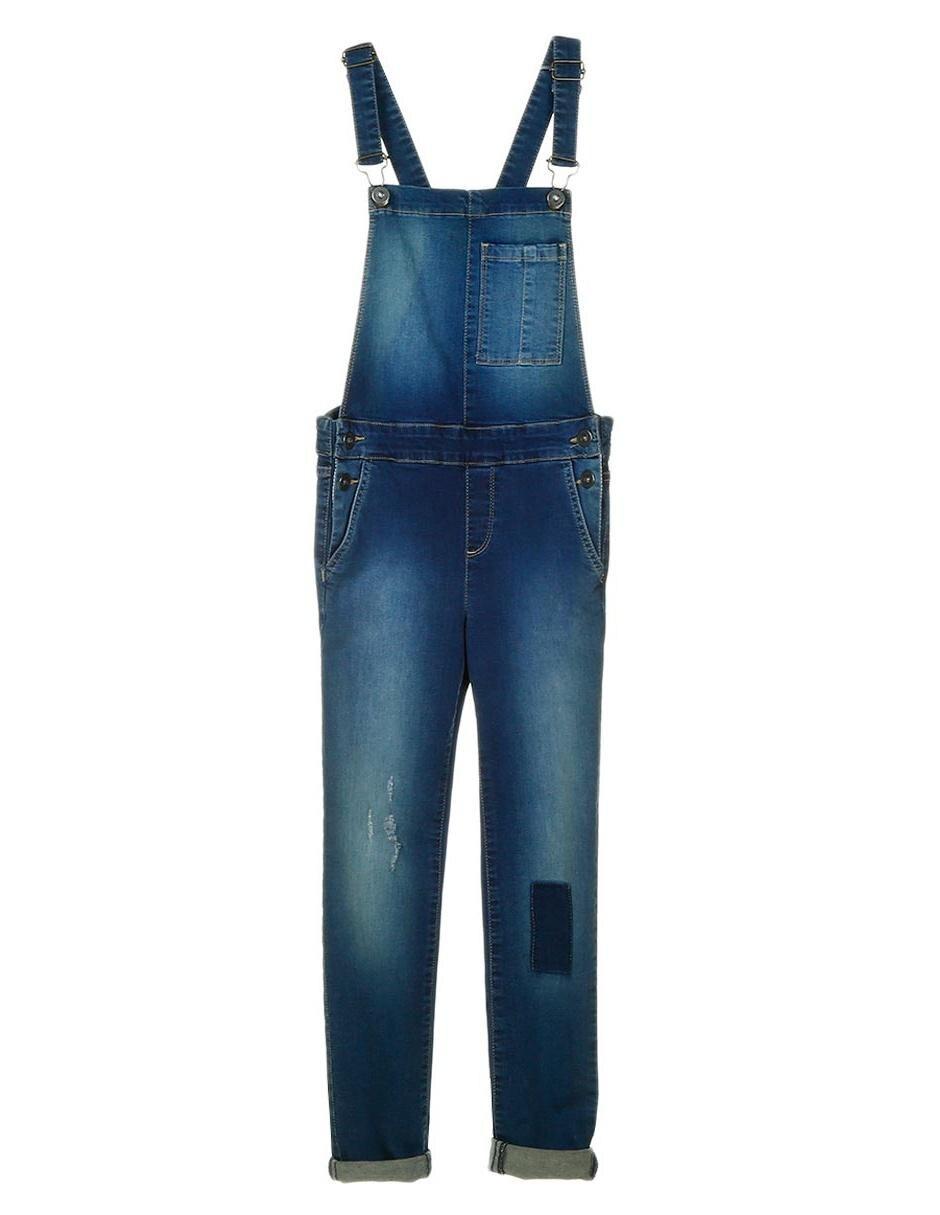 e79706df5 Overol liso Sexy Jeans para niña